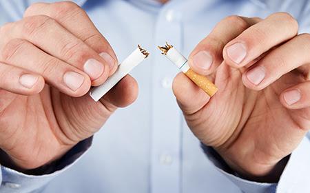 Acupunctuur kan u helpen bij het stoppen met roken