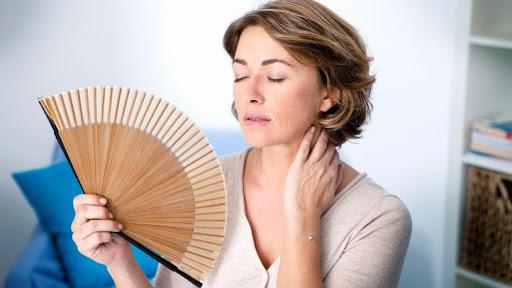 Menopauzale klachten en menstruatiepijn